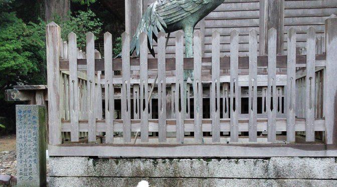 犬連れお遍路さん 20番鶴林寺